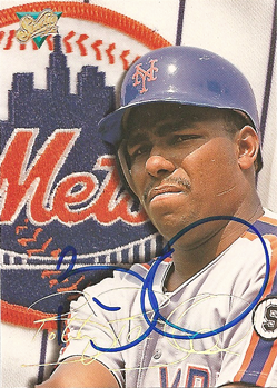 Signed Bobby Bonilla 1993 Studio card from my collection