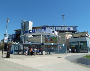 MCU Park, home of the Brooklyn Cyclones