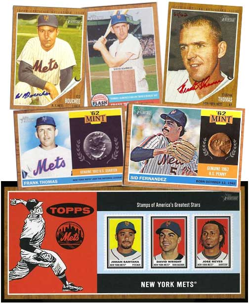 Interesting Topps Heritage Cards Showing Up On eBay