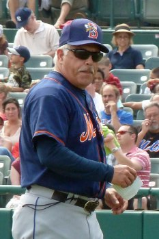 Wally Backman (Photo credit: Paul Hadsall)
