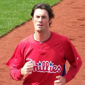 Cole Hamels (2010 file photo - credit: Paul Hadsall)