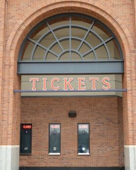 Ticket Window at Citi Field