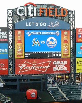 Welcome to Citi Field