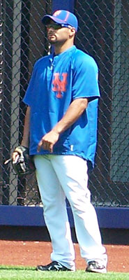 Johan Santana (Photo credit: Paul Hadsall)