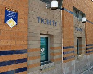 Ticket windows (not open for business)