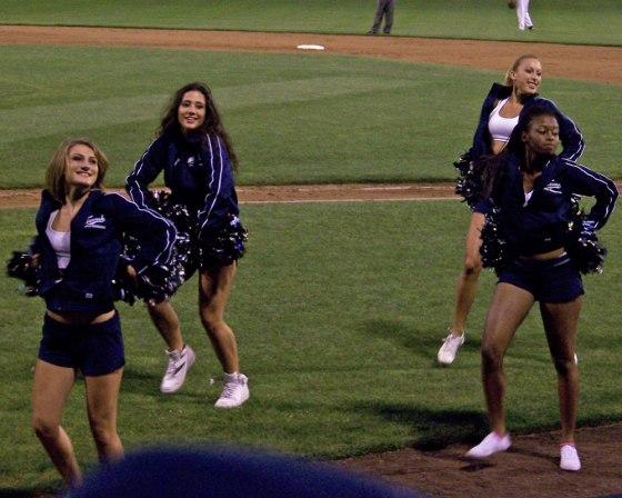 The 2012 Honey Bears dancers (Photo credit: Paul Hadsall)