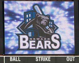 Bears-logo-on-scoreboard