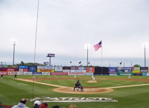 The Somerset County Parks Commission is offering fans the chance to have their names engraved on personalized bricks at the entrance to TD Bank Ballpark, home of the Atlantic League's Somerset Patriots