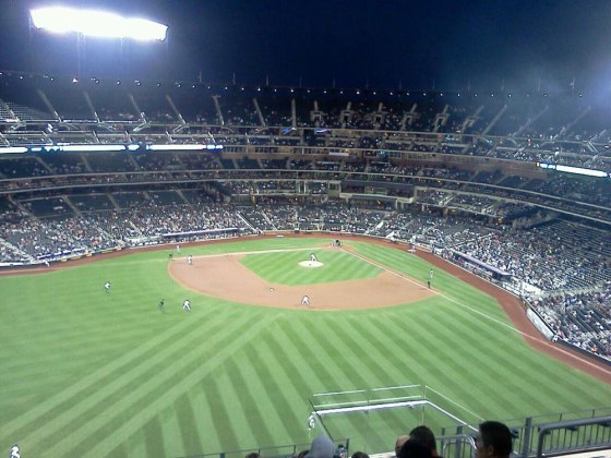 Your view from the cheap seats at Citi Field (Photo credit: Paul Hadsall)