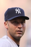 Derek Jeter (Photo credit: Keith Allison)