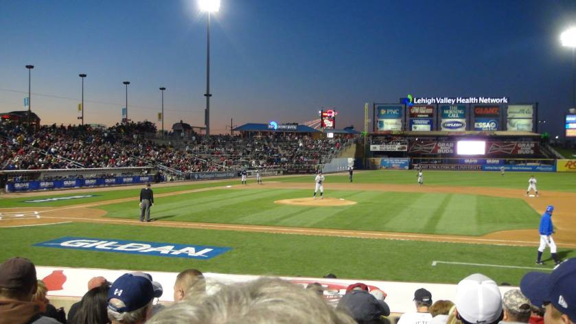 The Triple-A Championship Game (Photo credit: Vinny Haynes)