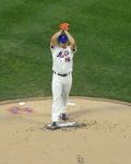 Daisuke Matsuzaka makes his Mets debut on Aug. 23, 2013 (Photo credit: Paul Hadsall)