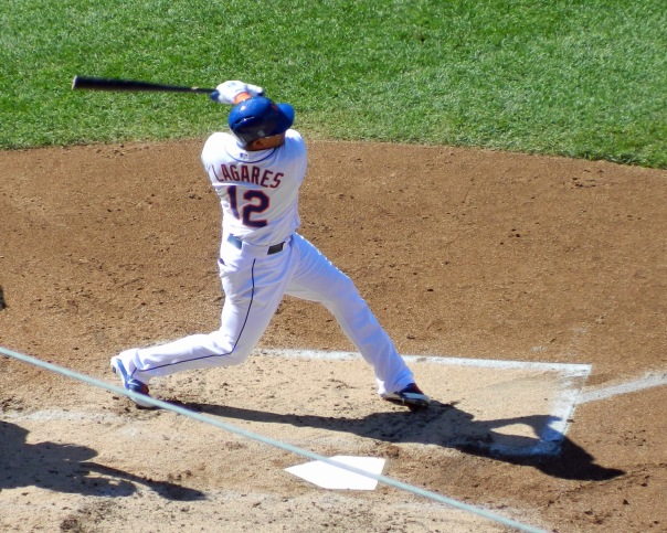 Juan Lagares (Photo credit: Paul Hadsall)