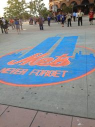 Photos from Citi Field on Sept. 11,2013