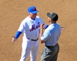 Terry Collins argues with CB Bucknor