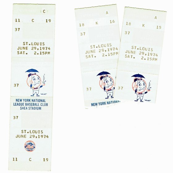 Mets-tickets
