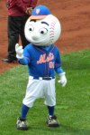 Mr. Met (Photo credit: Paul Hadsall)