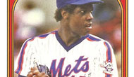 Mets baseball card of the week: Dwight Gooden 2013 Topps 72-style mini