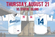 "Brooklyn Cyclones name 2014 coaching staff, preview ""Jersday Thursday"" giveaways"