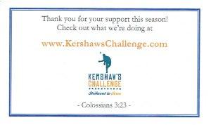 Kershaws-Challenge