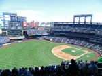 Citi Field, seen from the last row of Section 527 on Opening Day 2014 (Photo credit: Paul Hadsall)