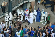 Photos from Star Wars Night at Citi Field