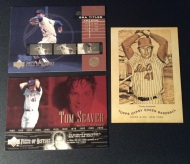 Mets baseball cards, from Tom Seaver to Zack Wheeler