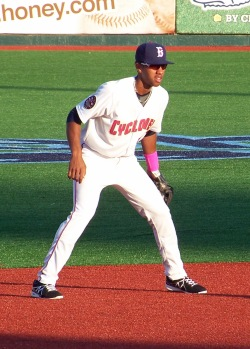 Amed Rosario (Photo credit: Paul Hadsall)