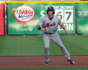 Brandon Nimmo (Photo credit: Paul Hadsall)