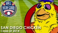 Imagine if the Mets had ended up with the San Diego Chicken…