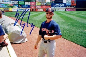 Autographed Sean Coyle photo from my collection