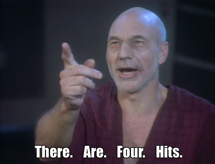 four-hits