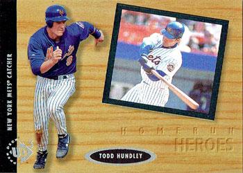 1997 Upper Deck UD3 Todd Hundley baseball card