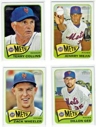 A few more Topps Heritage cards