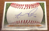 Autograph of the week: Phillies prospect Aaron Nola