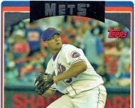 Baseball Card of the Day: 2006 Topps Factory Set Bonus HenryOwens
