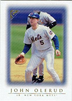 John Olerud's 1999 Topps Gallery baseball card