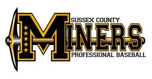 Sussex County Miners logo (taken from CanAmLeague.com)