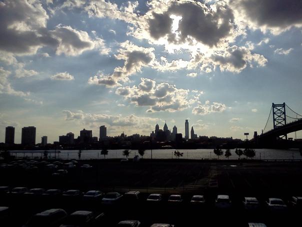 The Philadelphia skyline (Photo credit: Paul Hadsall)
