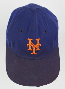 Tom Seaver's game-worn Mets cap from the 1969 World Series (Image credit: Press Pass Collectibles via eBay)