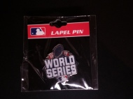 2015 World Series Pin