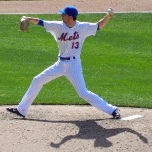 New York Mets reliever Jerry Blevins (Photo credit: Paul Hadsall)